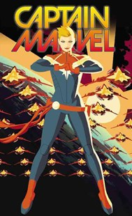 Captain Marvel Vol. 1 by Tara Butters, Michele Fazekas, Kris Anka (9780785196426) - PaperBack - Graphic Novels Comics