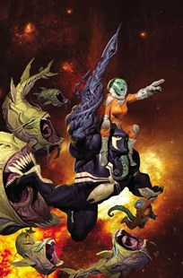 Venom: Space Knight Vol. 1 by Robbie Thompson, Ariel Olivetti (9780785196549) - PaperBack - Graphic Novels Comics