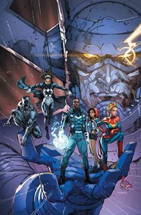 Ultimates: Omniversal Vol. 1 by Al Ewing, Kenneth Rocafort (9780785196709) - PaperBack - Graphic Novels Comics