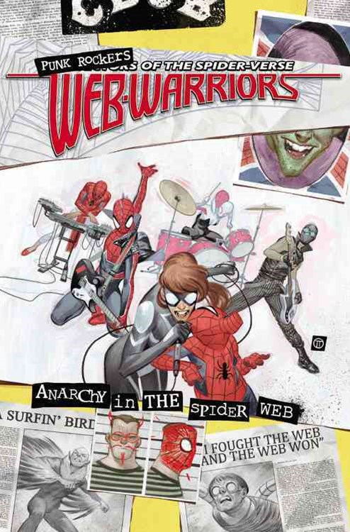 Web Warriors of the Spider-Verse Vol. 2