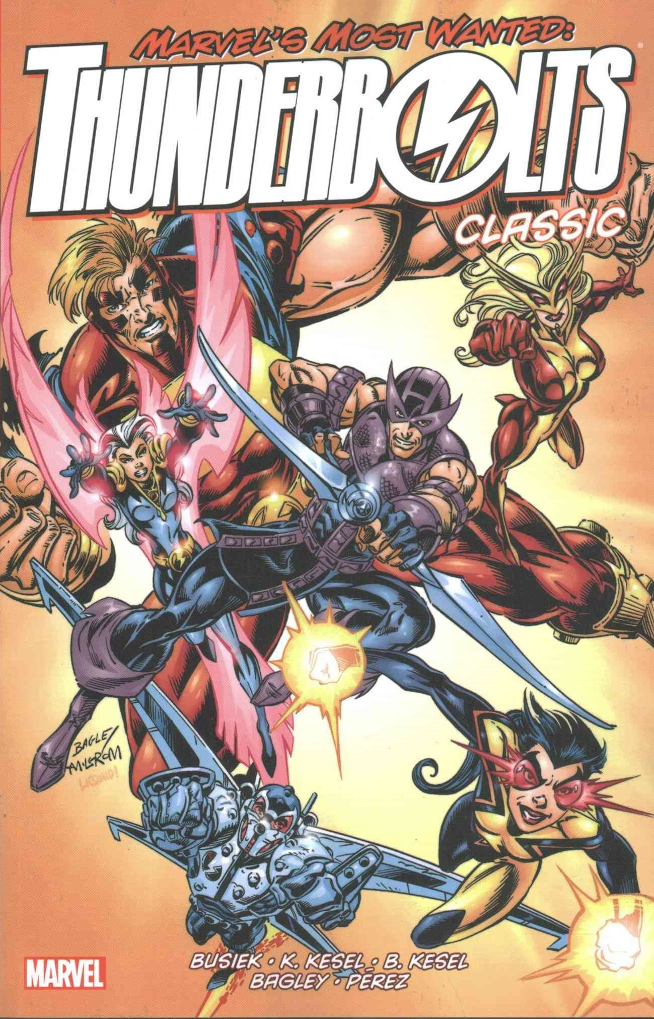 Thunderbolts Classic Vol. 3 (New Printing)