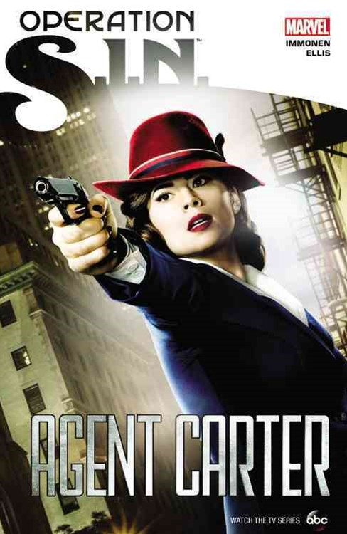 Operation: S.I.N.: Agent Carter
