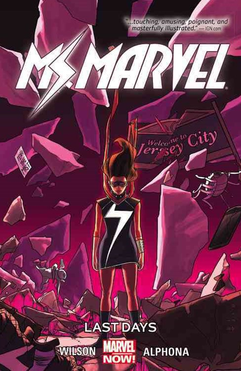 Ms. Marvel Vol. 4 : Last Days