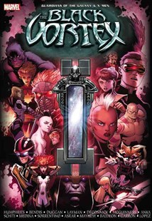 Guardians of the Galaxy & X-Men: Black Vortex by Comics Marvel, Sam Humphries, Mahmud Asrar, Brian Michael Bendis, Gerry Duggan, Sam Humphries, Ed McGuinness, Paco Medina, Valerio Schiti (9780785197706) - HardCover - Young Adult Contemporary