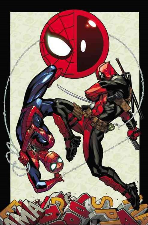 SpiderMan/Deadpool Vol. 1: Isn't it Bromantic
