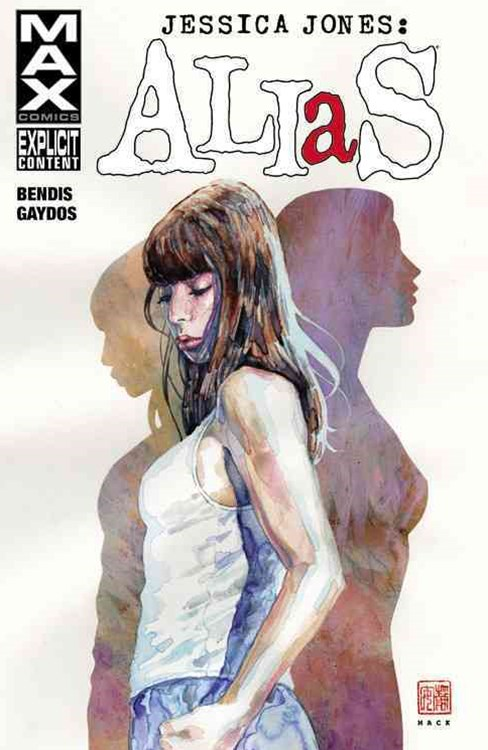 AKA Jessica Jones: Alias Vol. 1