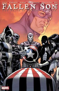 Fallen Son: The Death of Captain America by Comics Marvel, John Cassaday, David Finch (9780785198598) - PaperBack - Graphic Novels Comics