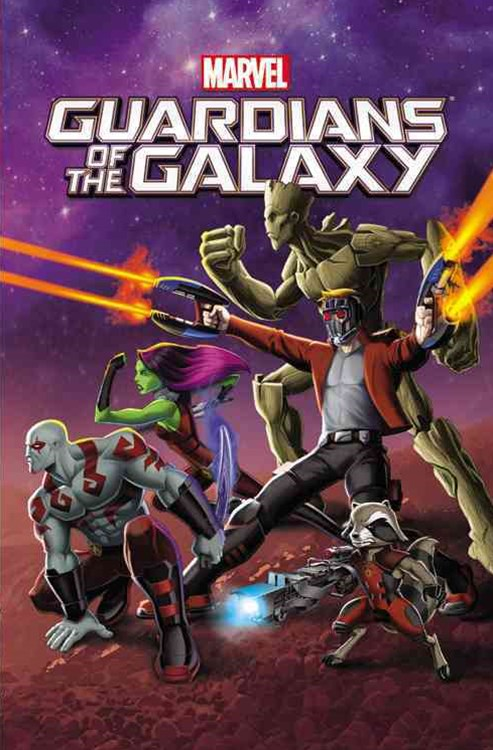 Marvel Universe Guardians of the Galaxy Vol. 1