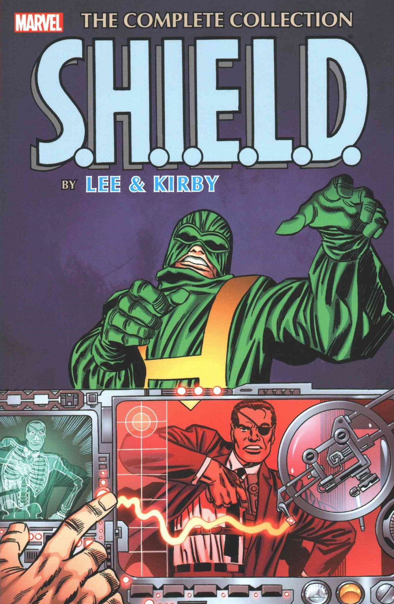 S. H. I. E. L. D. by Lee and Kirby