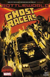 Ghost Racers by Felipe Smith, Juan Gedeon, Tamra Bonvillain (9780785199212) - PaperBack - Graphic Novels Comics