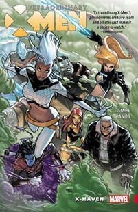 Extraordinary X-Men Vol. 1 : X-Haven by Jeff Lemire, Humberto Ramos (9780785199342) - PaperBack - Graphic Novels Comics