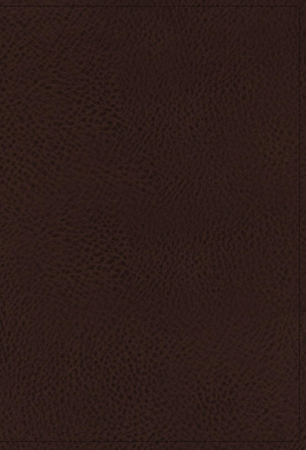 NKJV Minister's Bible Red Letter Edition [Brown]