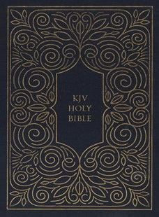 KJV Journal The Word Bible Red Letter Edition [Blue] by Thomas Nelson (9780785218265) - HardCover - Religion & Spirituality Christianity