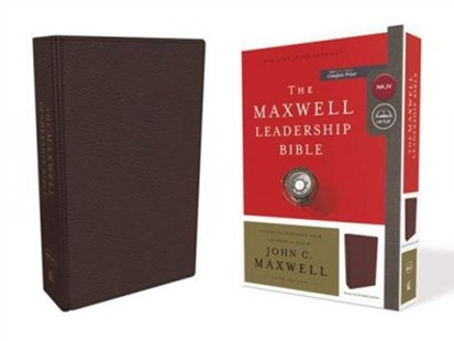 NKJV Maxwell Leadership Bible [Third Edition, Burgundy] by John C. Maxwell, Thomas Nelson (9780785218647) - PaperBack - Business & Finance Business Communication