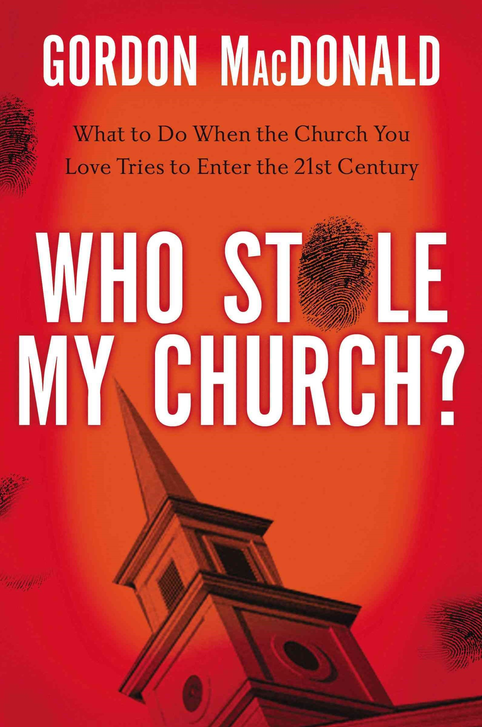 Who Stole My Church?