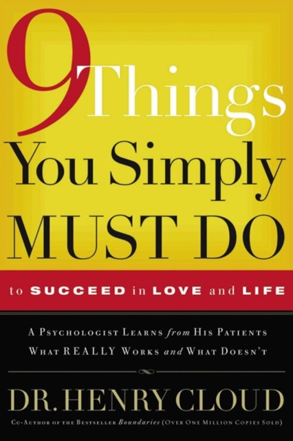 9 Things You Simply Must