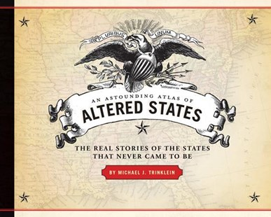 An Astounding Atlas of Altered States by Michael Trinklein (9780785834526) - HardCover - History Latin America