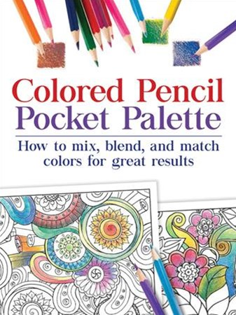 Colored Pencil Pocket Palete