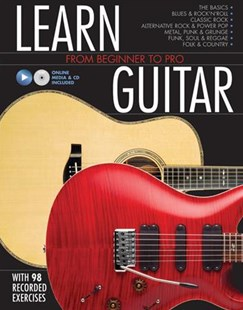 Learn Guitar by Editors of Jawbone Press (9780785835134) - HardCover - Entertainment Music General