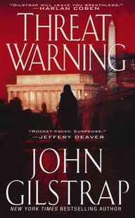 Threat Warning by John Gilstrap (9780786024926) - PaperBack - Adventure Fiction Modern