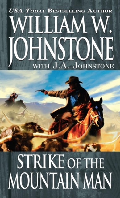 (ebook) Strike of the Mountain Man