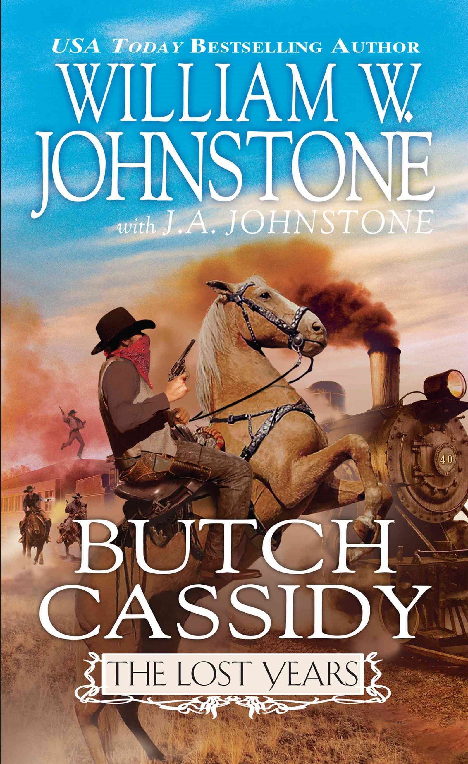 Butch Cassidy The Lost Years