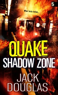 (ebook) Quake: Shadow Zone - Crime Mystery & Thriller