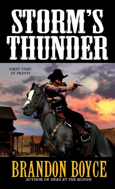 (ebook) Storm's Thunder