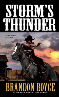 (ebook) Storm's Thunder - Adventure Fiction Western