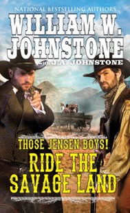 (ebook) Ride the Savage Land - Adventure Fiction Western