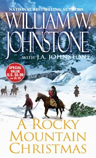 A Rocky Mountain Christmas by J.A. Johnstone, J. A. Johnstone (9780786041626) - PaperBack - Crime Mystery & Thriller