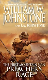 Preacher's Rage by William W. Johnstone, J.a. Johnstone (9780786043927) - PaperBack - Adventure Fiction Western