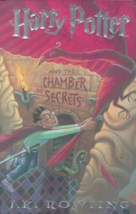 Harry Potter and the Chamber of Secrets by J. K. Rowling, J. K. Rowling, Mary GrandPré (9780786222735) - HardCover - Children's Fiction Older Readers (8-10)