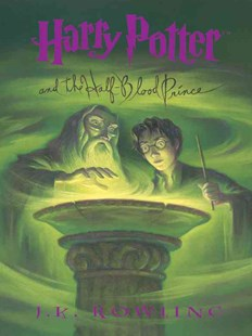 Harry Potter and the Half-Blood Prince by Rowling, J. K./ GrandPre, Mary (ILT), Mary GrandPre, J. K. Rowling (9780786277452) - HardCover - Children's Fiction Older Readers (8-10)