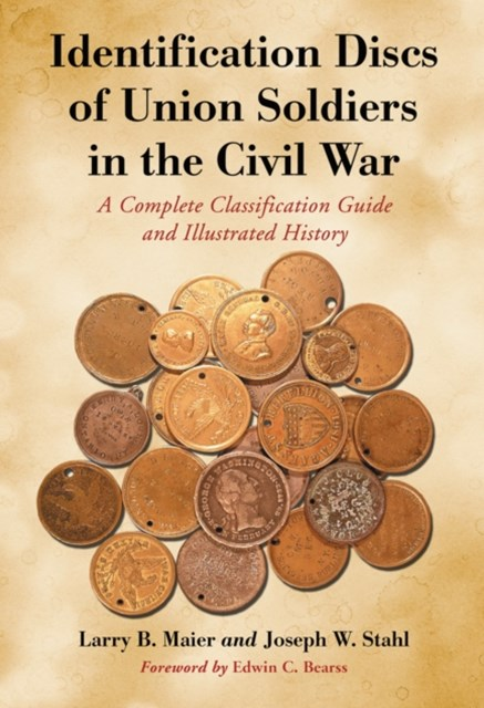 (ebook) Identification Discs of Union Soldiers in the Civil War