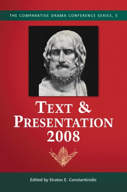 (ebook) Text & Presentation, 2008