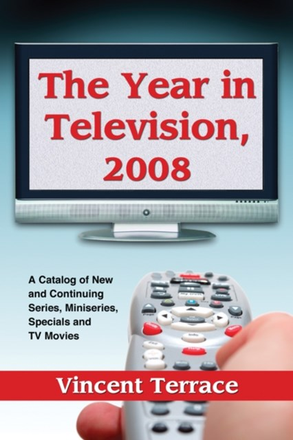 Year in Television, 2008