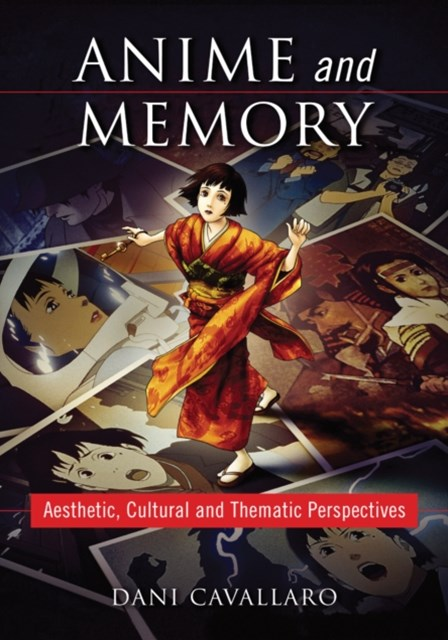 (ebook) Anime and Memory