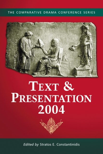 (ebook) Text & Presentation, 2004