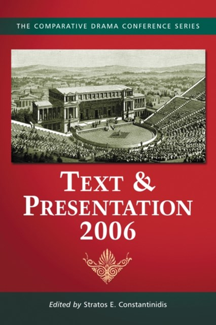 (ebook) Text & Presentation, 2006