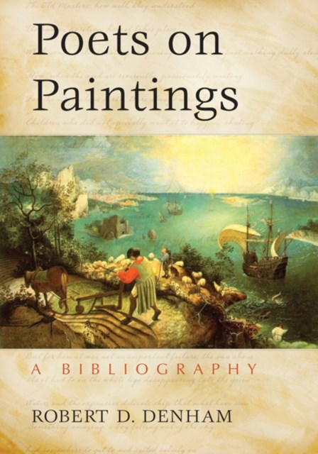 (ebook) Poets on Paintings