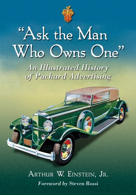 (ebook) &quote;Ask the Man Who Owns One&quote;