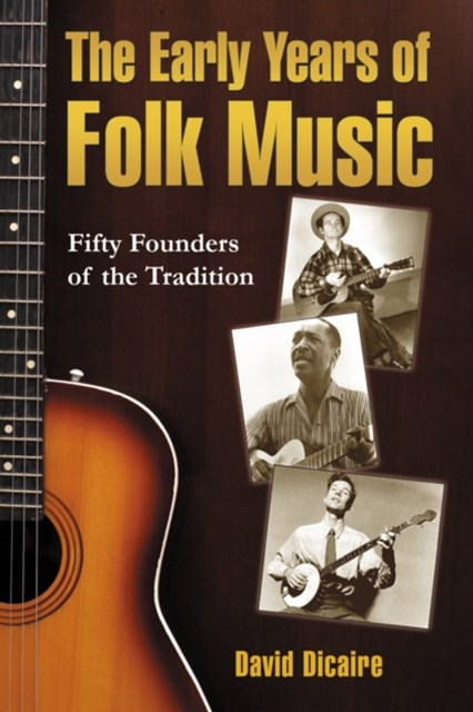 (ebook) Early Years of Folk Music