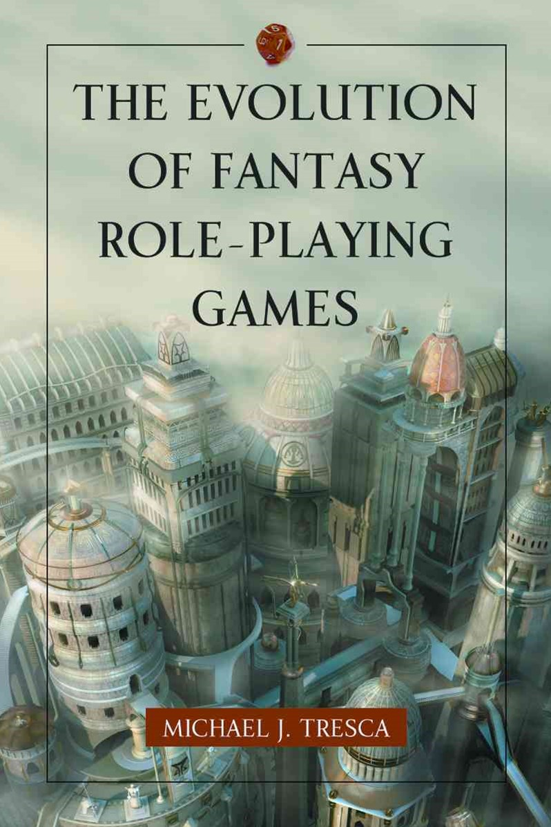 The Evolution of Fantasy Role-Playing Games