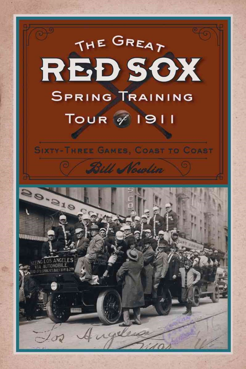 The Great Red Sox Spring Training Tour Of 1911