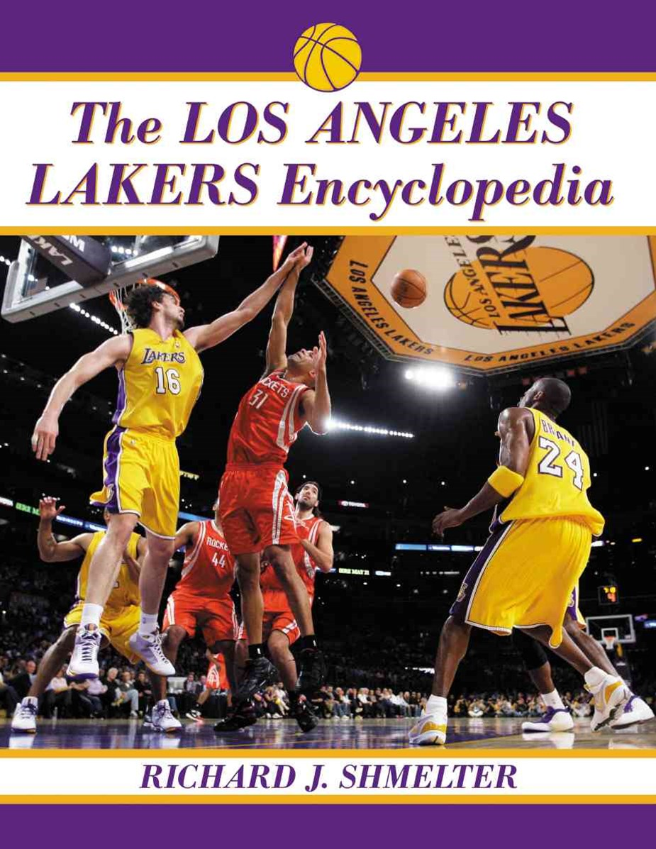 The Los Angeles Lakers Encyclopedia