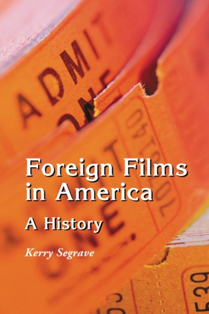 (ebook) Foreign Films in America