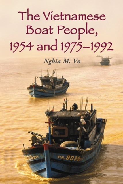 (ebook) Vietnamese Boat People, 1954 and 1975-1992