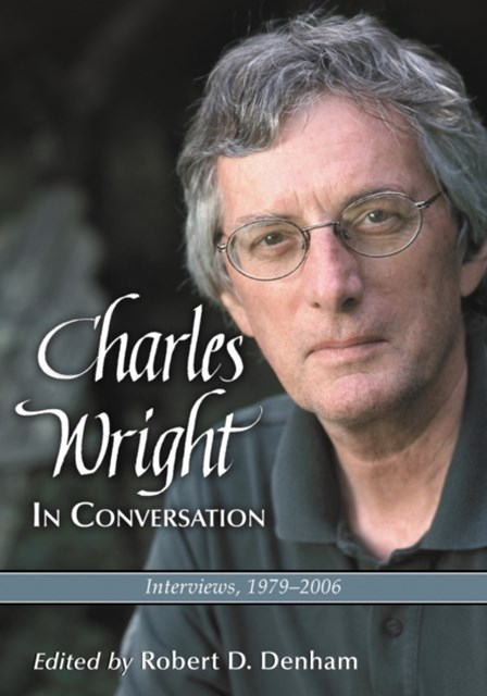 (ebook) Charles Wright in Conversation
