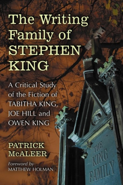 Writing Family of Stephen King